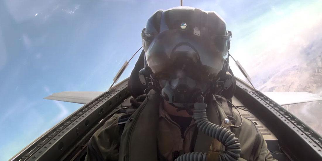 Defensie Vlieger