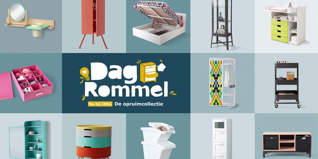 Ikea Dag Rommel