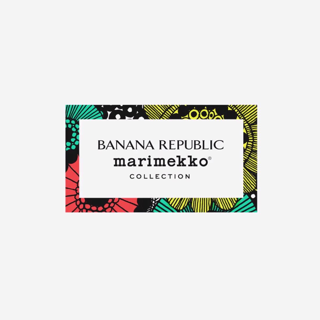 Banana Republic x Marimekko