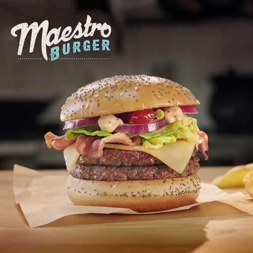 McDonalds Maestro