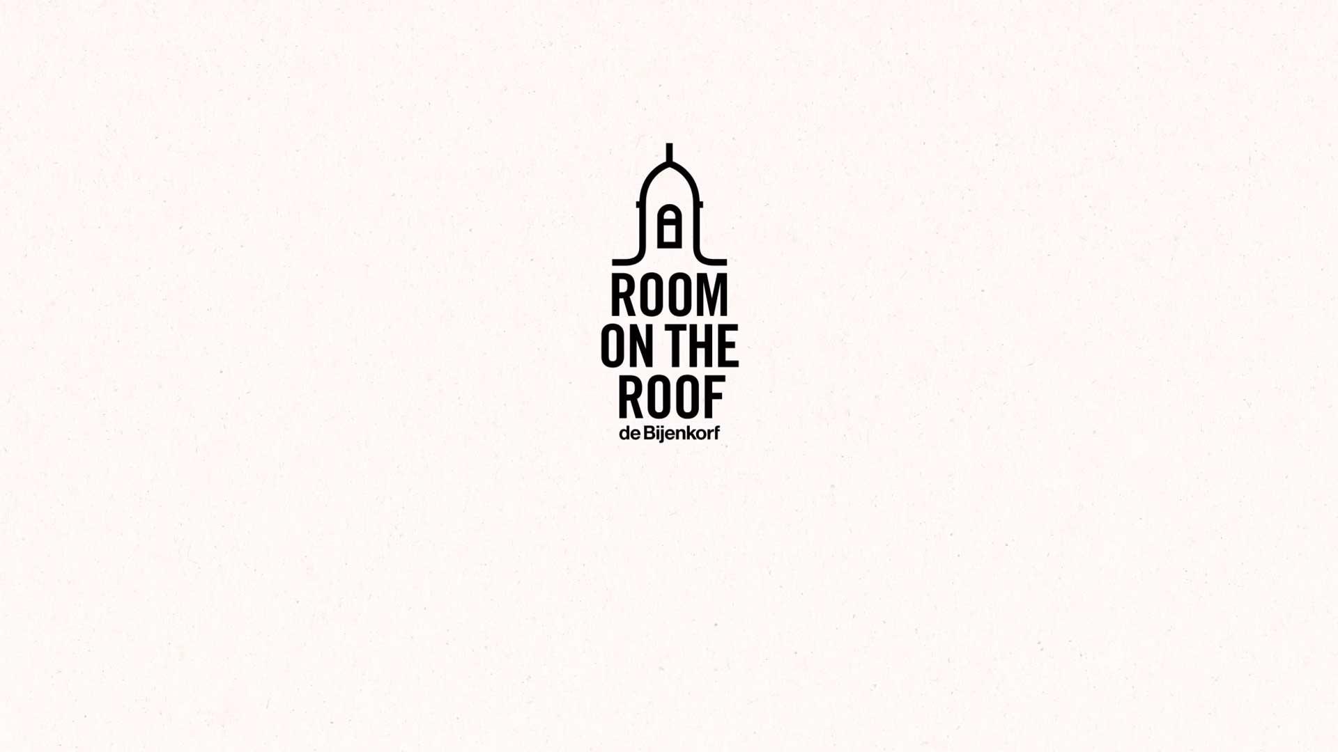 Bijenkorf Room on the roof